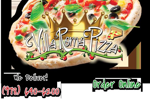 Villa Roma Pizza Takeout Restaurant Pizza Pasta